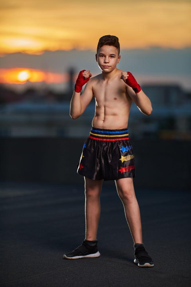 Kickboxing per ragazzi